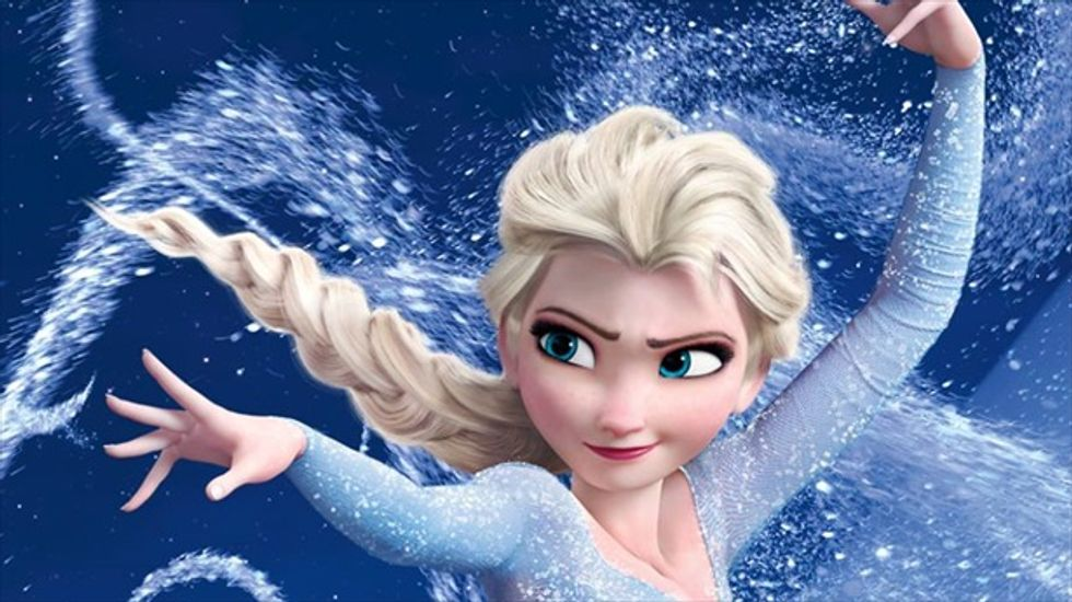 Christians freak over push to make 'Frozen' princess gay: 'That's the way you destroy an entire civilization'