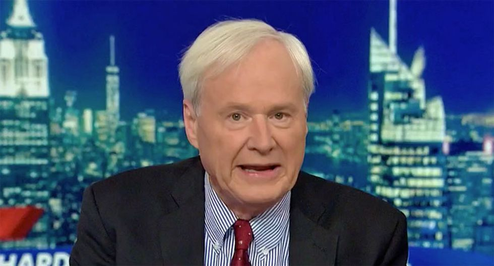 Chris Matthews repeats old, vaguely racist joke about Biden and Obama