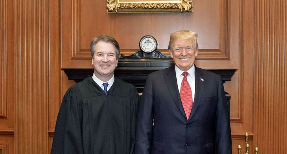 SCOTUS just threw out the election case Trump called 'the big one' in a humiliating rejection