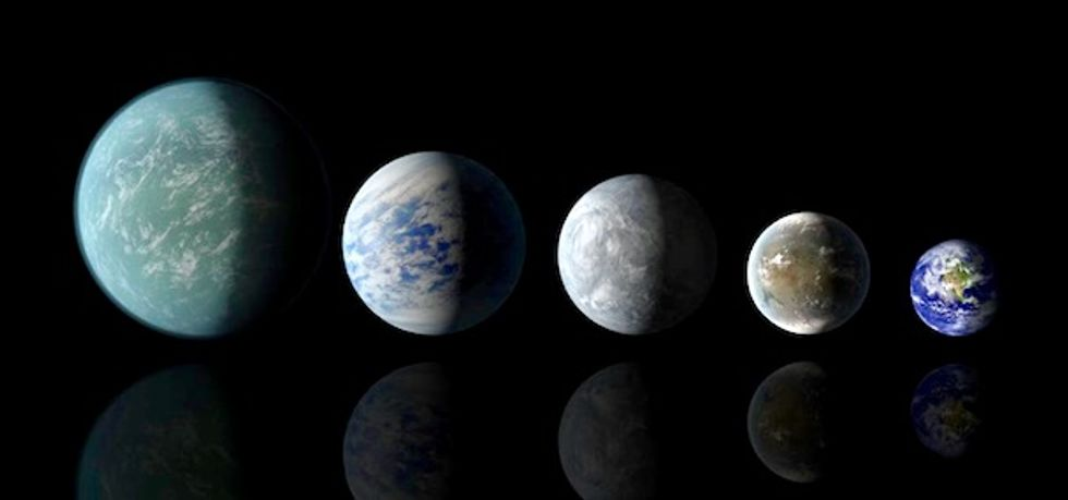 Why the idea of alien life now seems inevitable and possibly imminent