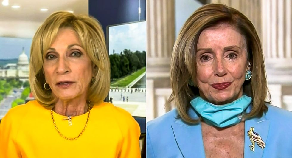 Andrea Mitchell knocks Biden for virtual convention speech: 'How much does that damage the campaign?'