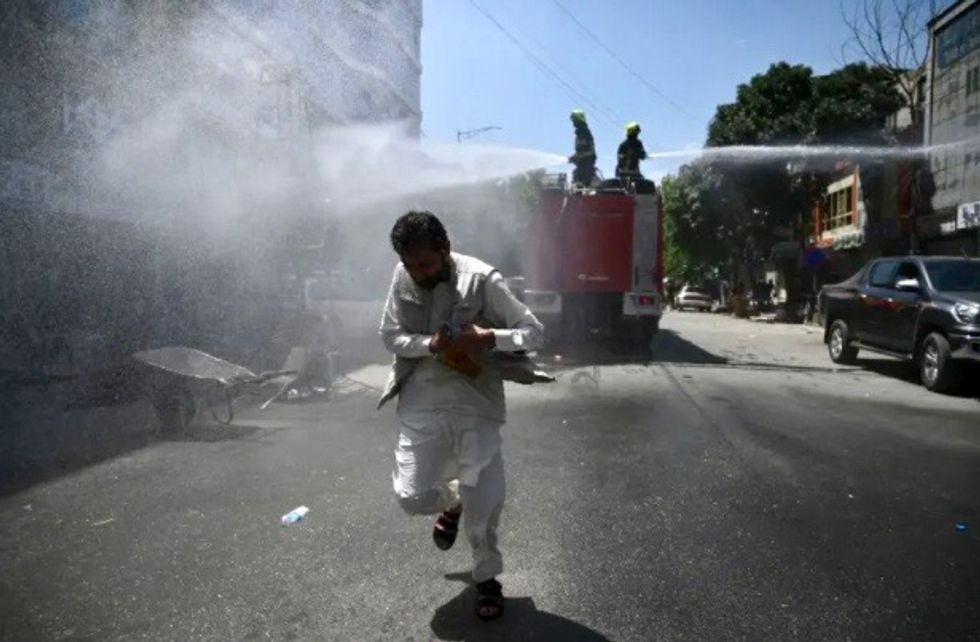 A third of Afghans estimated to have contracted virus: health ministry