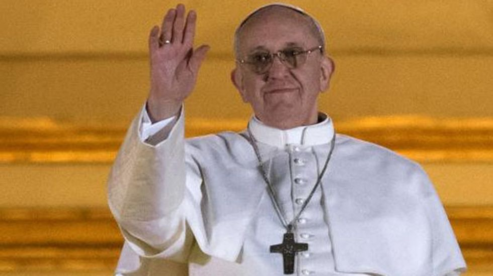 Pope Francis makes Prospect magazine's list of top 50 world thinkers