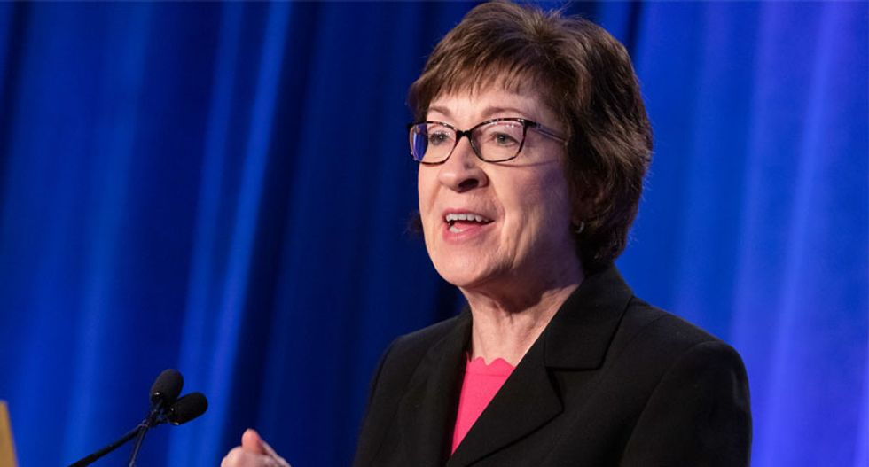 Here's how Susan Collins altered the COVID-19 stimulus bill to benefit her former longtime aide