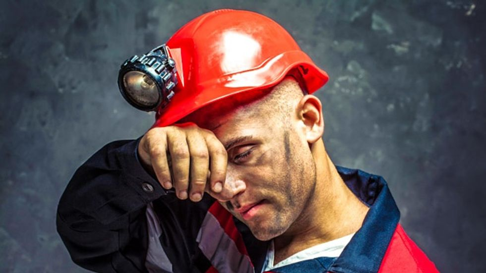 Collapse at Patriot Coal Corp mine in West Virginia kills two workers