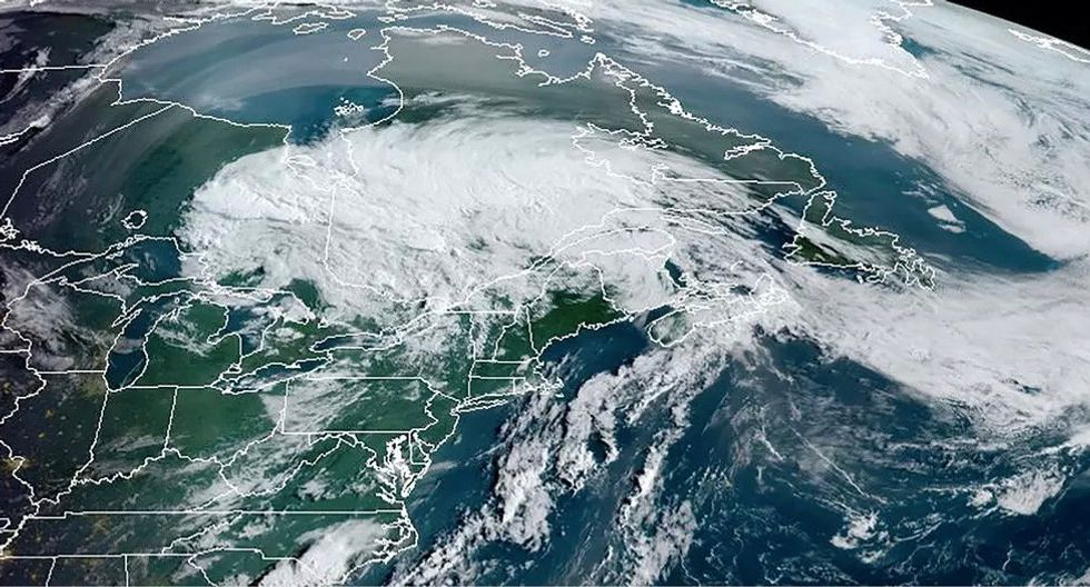 Atlantic in for very busy hurricane season: US forecasters
