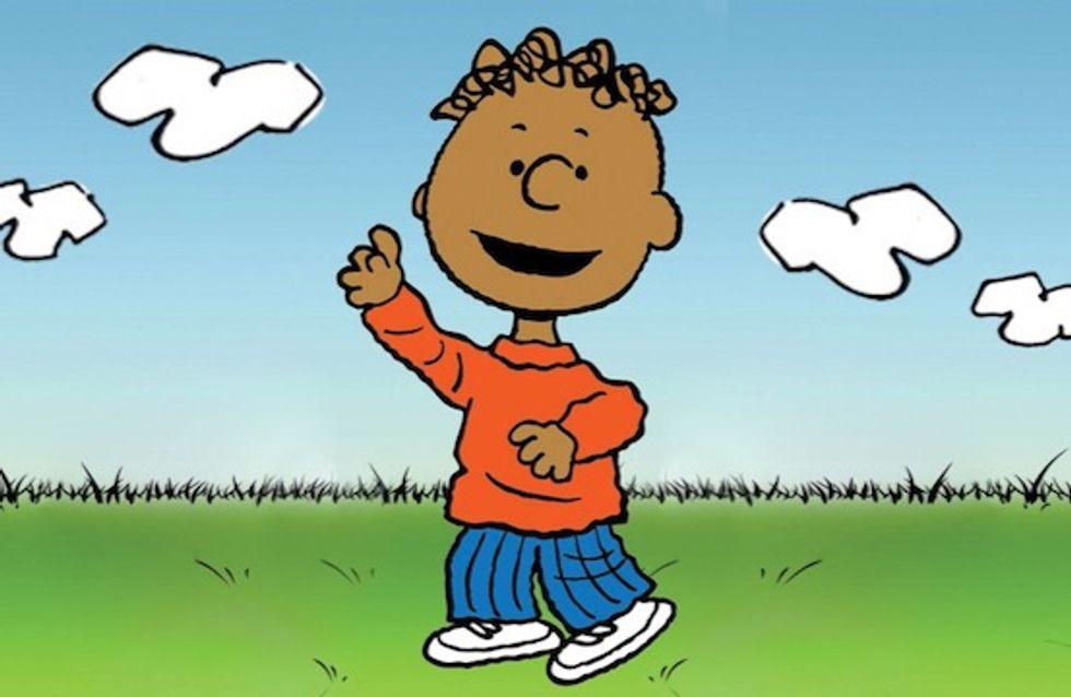 Franklin, first black 'Peanuts' character, turns 50