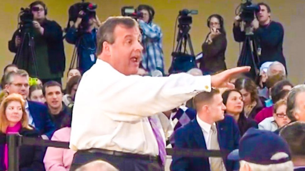 Report: SEC investigating Chris Christie's use of $1.8 billion for state projects