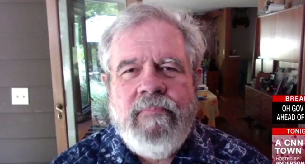 David Cay Johnston reminds of the 'extraordinary favors' he reported Trump did for a cocaine trafficker