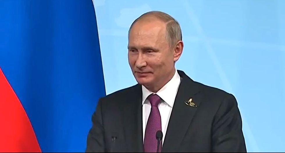 Former propagandist for Russian state TV reveals never seen footage questioning Putin