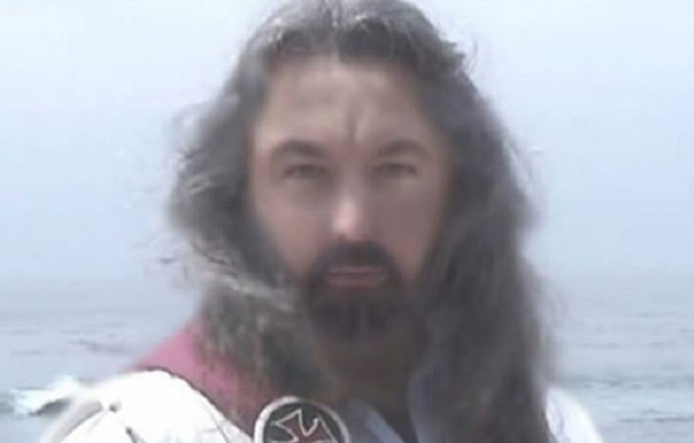 Meet Lord RayEl, 'risen Christ' and failed politician, who ruined a young man's NFL prospects
