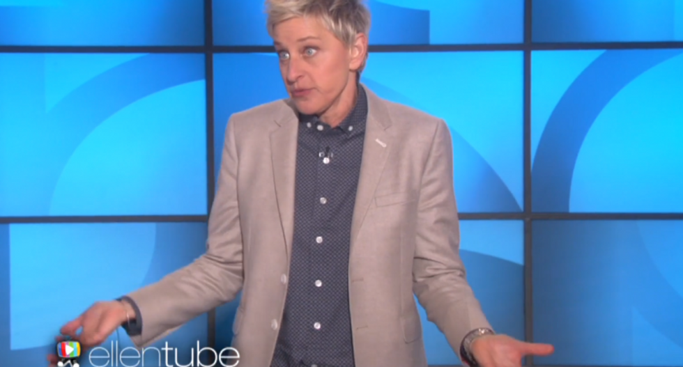 WATCH: Singer caught screaming hate against 'perverted' gays – just days before her appearance on Ellen