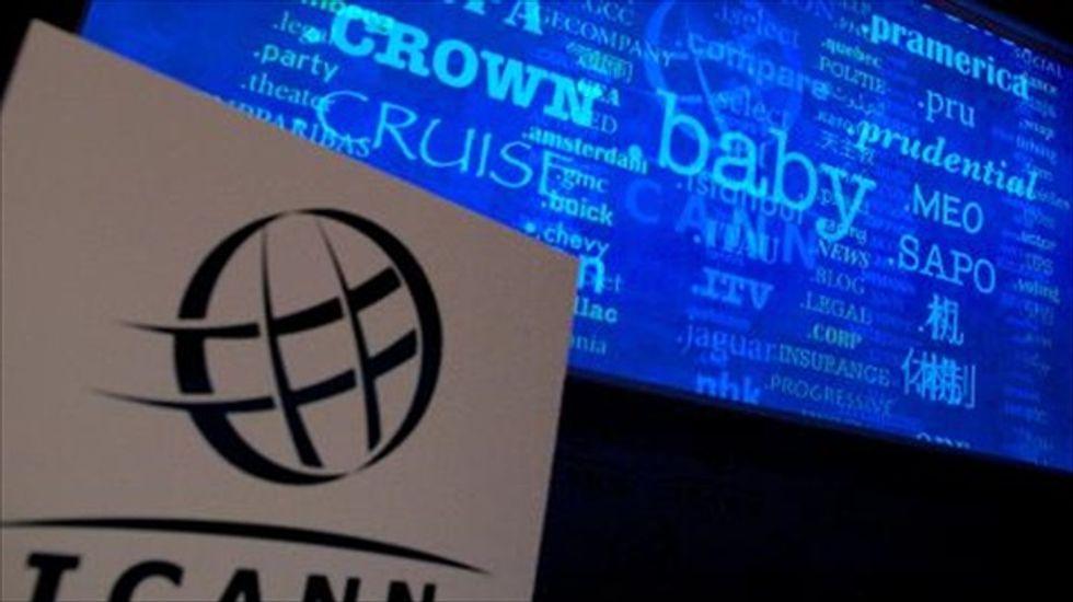 France says U.S.-based ICANN is unfit for 'Internet governance'