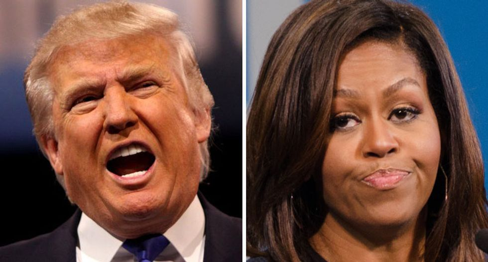 Michelle Obama could doom Trump by peeling away a key voting bloc: Politico correspondent