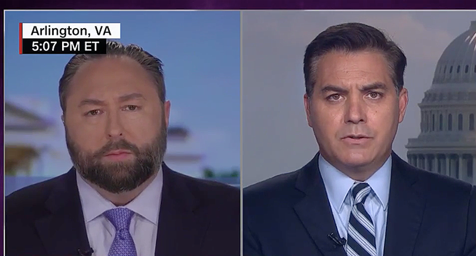 'Sounds like he's not getting the job done': Acosta hammers Trump aide for being a 'dealmaker' who can't make a deal