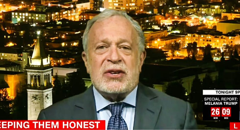 Robert Reich: Coronavirus won't respond to trickle-down economics