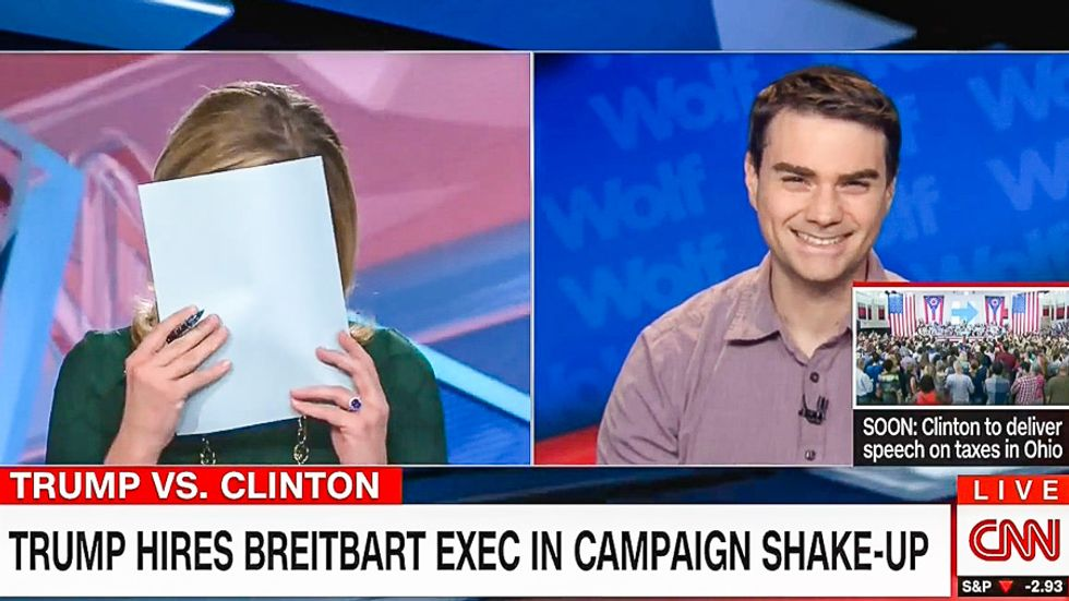 'Like a Sharknado, except with poop': Ex-Breitbart editor says new Trump staff is 'turd tornado'