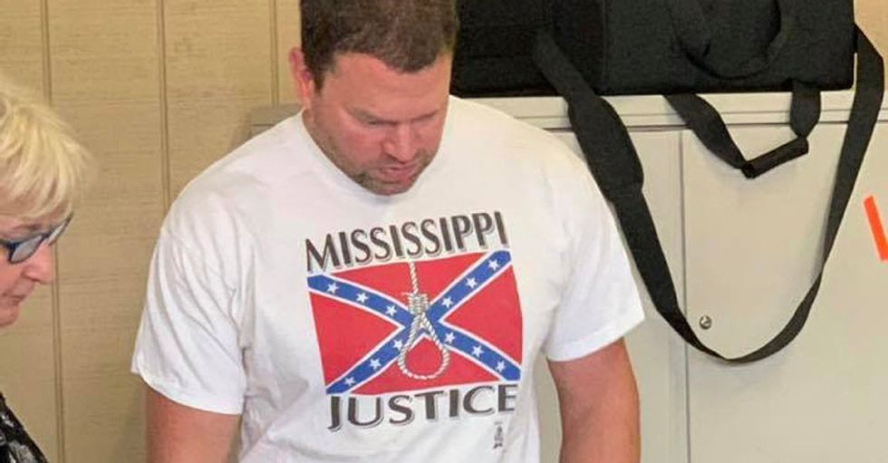 Racist t-shirt leads to termination for Mississippi nurse