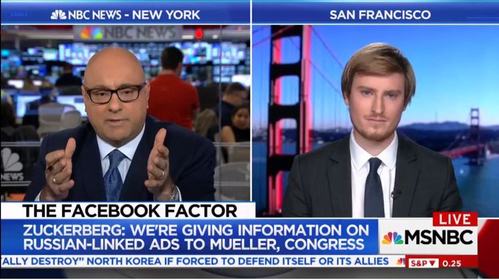 Russian operatives can easily 'hide' attacks on Facebook despite new rules, ex-NSC cybersecurity official warns