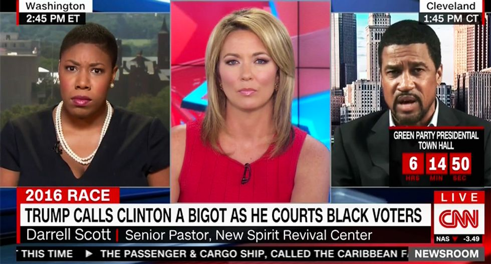 Pro-Trump pastor suggests black voters' think Trump is racist because they're too dumb to get 'satire'