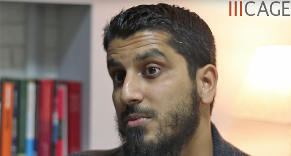 Muslim human rights activist facing jail for refusing to hand over passwords to authorities