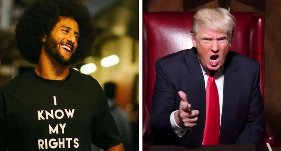 Trump: Athletes given the 'privilege' of making millions shouldn't be 'allowed' to protest against US policies