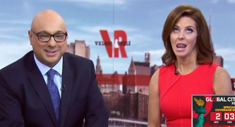 WATCH: MSNBC hosts blow up Wisconsin Gov. Scott Walker's proposed $3 billion tax credit giveaway to Foxconn