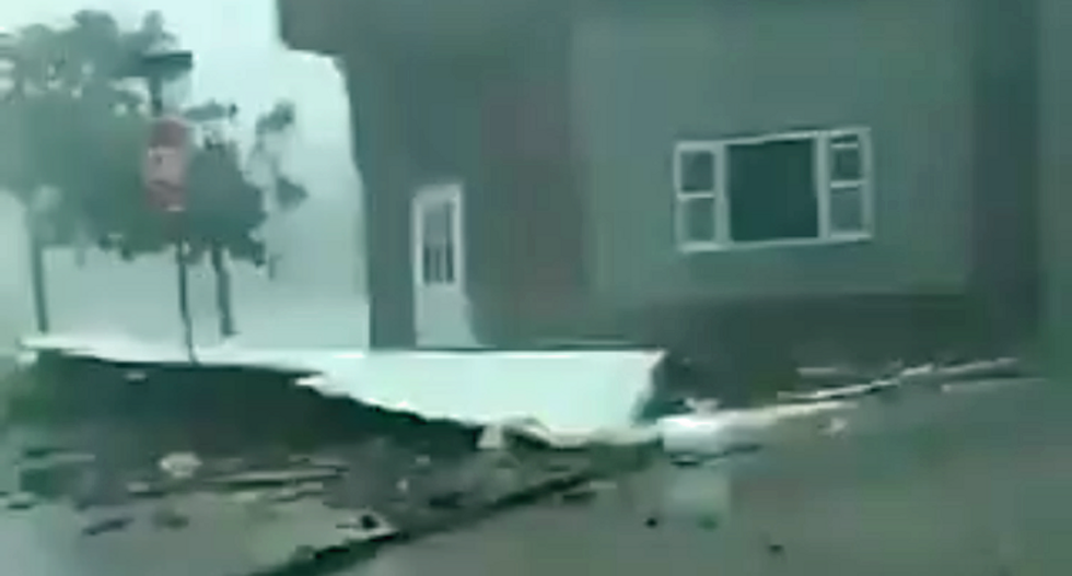 Shocking footage shows the power of the derecho that devastated Iowa — and is bearing down on Chicago