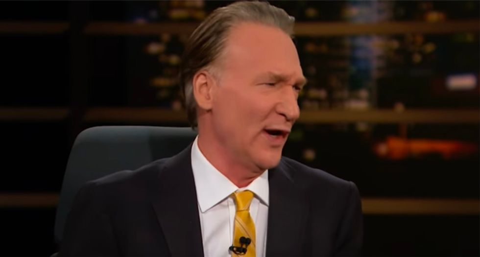 WATCH: HBO's Bill Maher rips Sarah Sanders and calls for an end to her 'bullsh*t' press briefings
