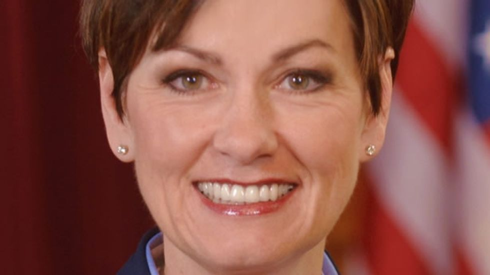 Iowa governor signs so-called 'heartbeat' abortion ban into law