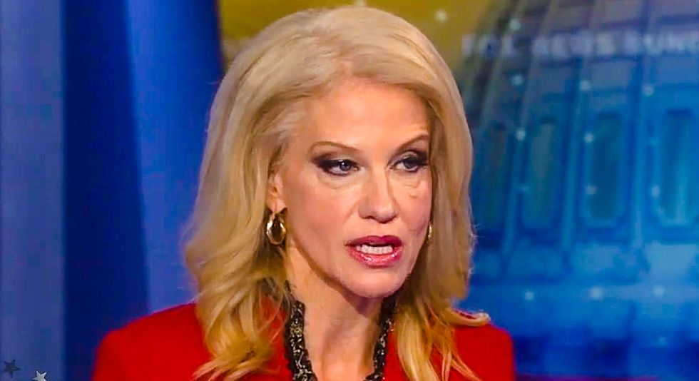 'It's a small price to pay': Kellyanne Conway defends 'upside' of chaos caused by Muslim country ban