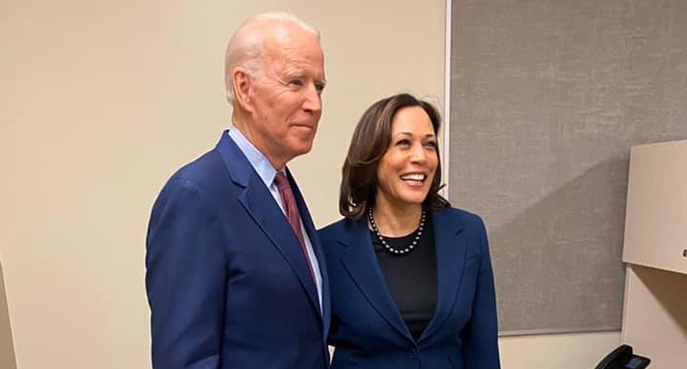 'Make Brett Kavanaugh cry again': Progressives celebrate Kamala Harris as Joe Biden's VP pick