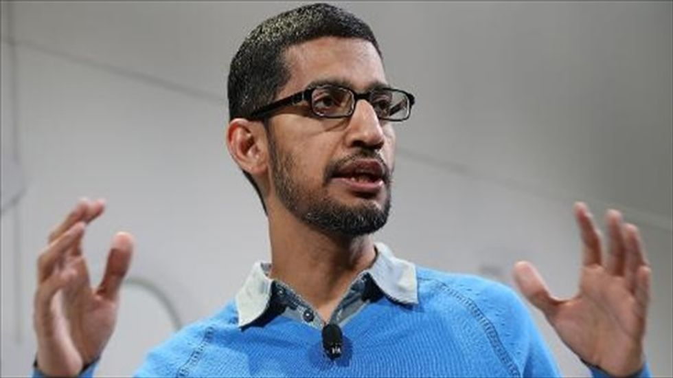 Google says it fired 48 for sexual harassment over two years