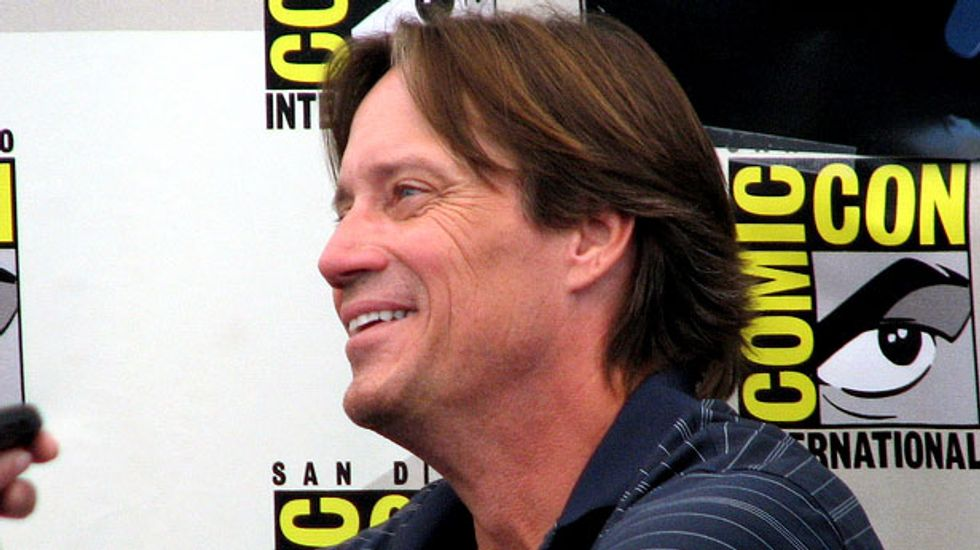 'God's Not Dead' actor Kevin Sorbo: Bill Maher just mad at God because he is lonely