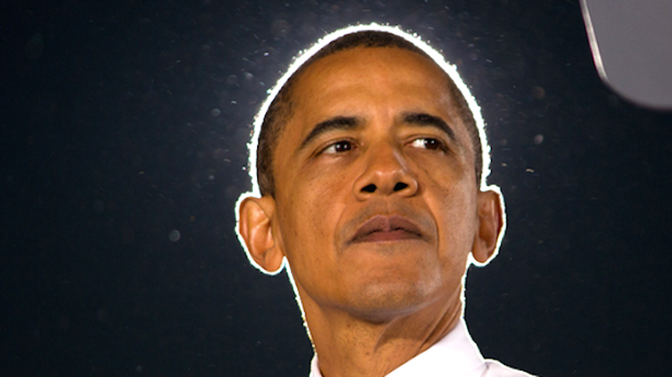 Obama pledges to uphold 'sacred trust' with veterans
