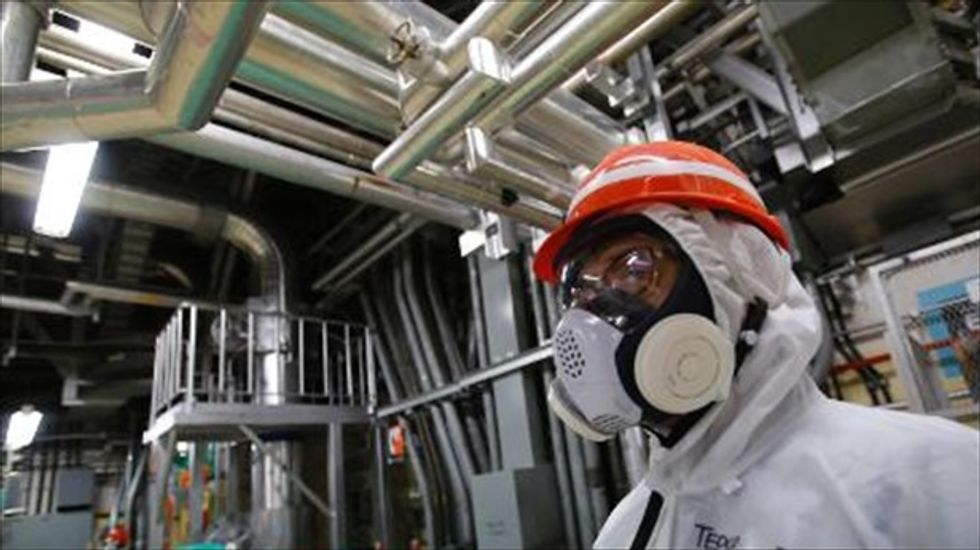 Nearly all fuel in Fukushima reactor has melted, says TEPCO