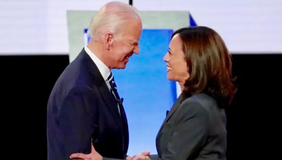 There's something much more exciting happening behind the scenes of the Biden-Harris ticket