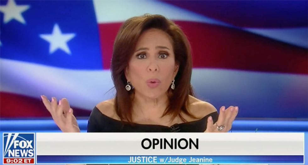 Jeanine Pirro claims the House of Representatives was 'stolen': Fox News anchor attacks Democrats for investigating Trump