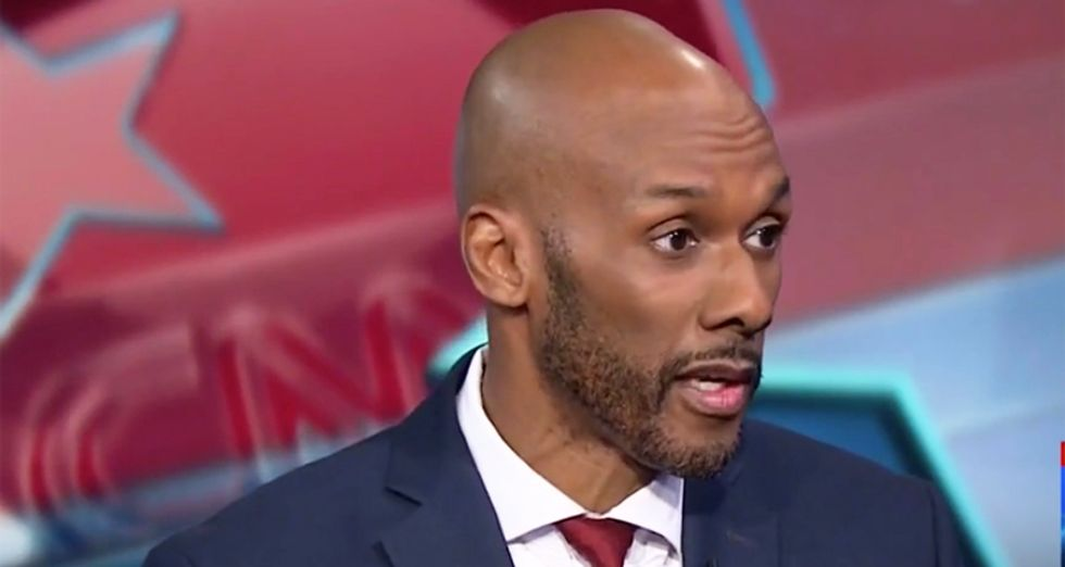 Ex-White House aide: Trump's anthem tantrum before all-white Alabama audience was pure 'plantation politics'