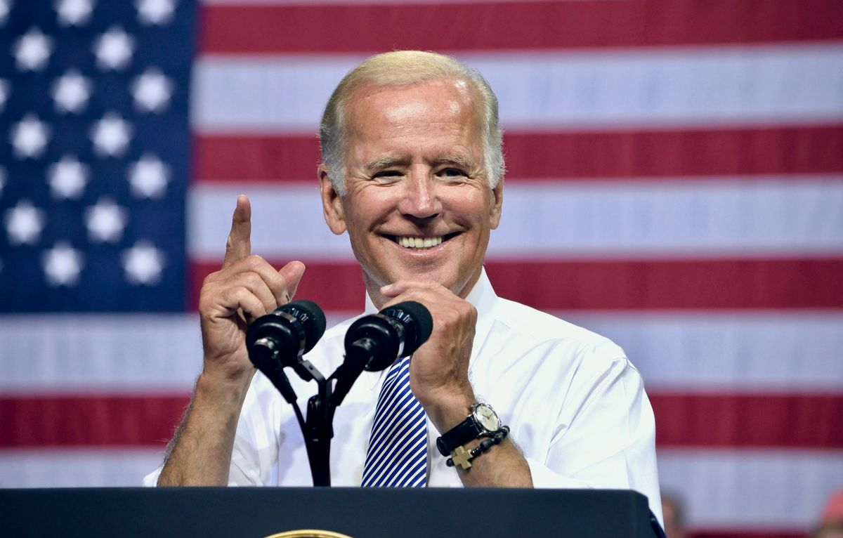 This is why the GOP is failing so badly trying to bring down Joe Biden