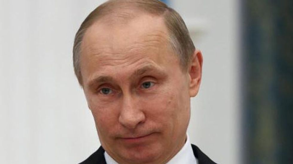 Putin orders central Russian forces on 'full combat alert'