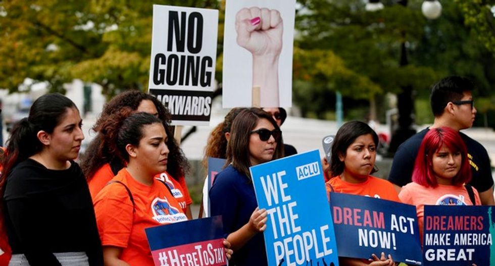 Federal judge reinstates DACA and orders swift approval of new applicants