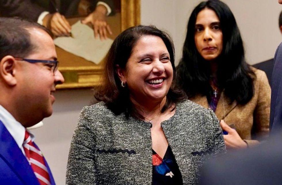 Trump picks conservative Neomi Rao to replace Brett Kavanaugh on appeals court