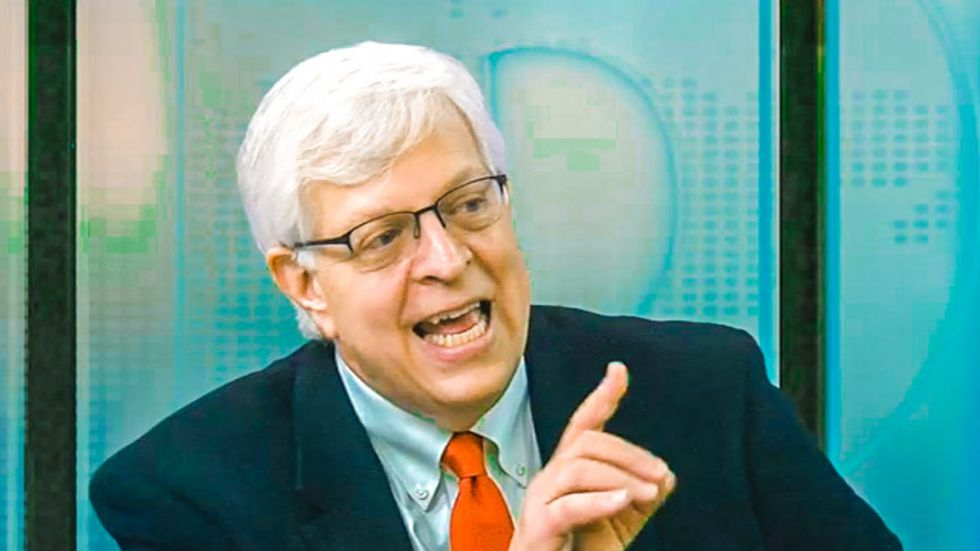 Trump supporter Dennis Prager says it's 'idiotic' he can't use the N-word