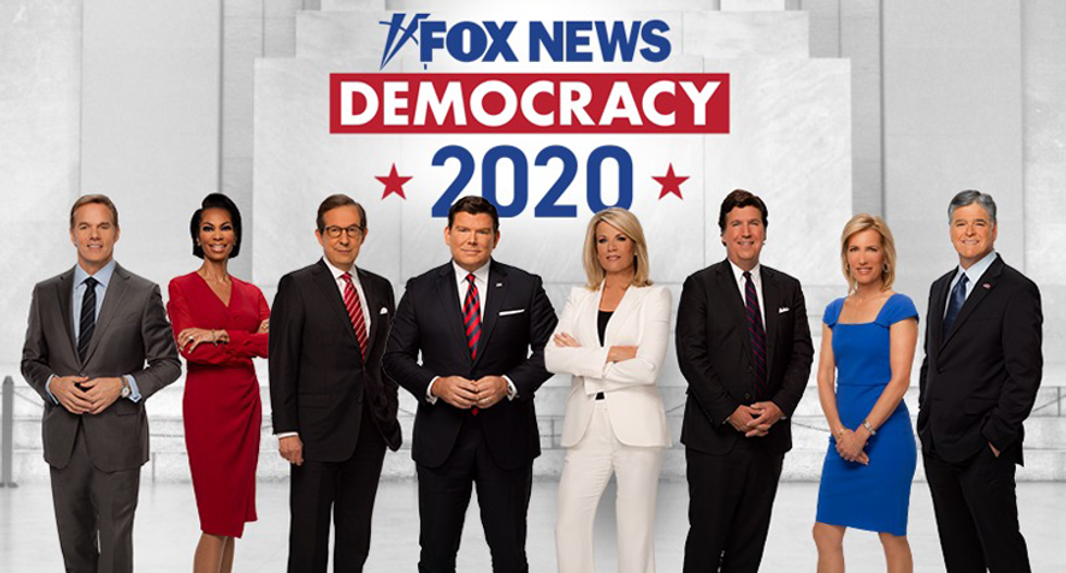 Trump declares that Fox News is 'no longer the big deal' in the 2020 presidential campaign