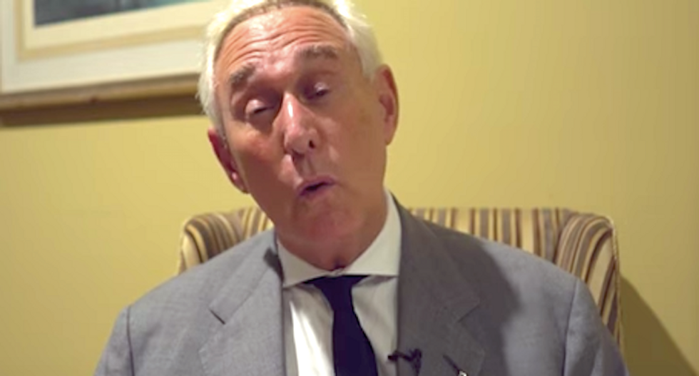 Roger Stone faces two choices — turn on Trump or go to jail: former prosecutor