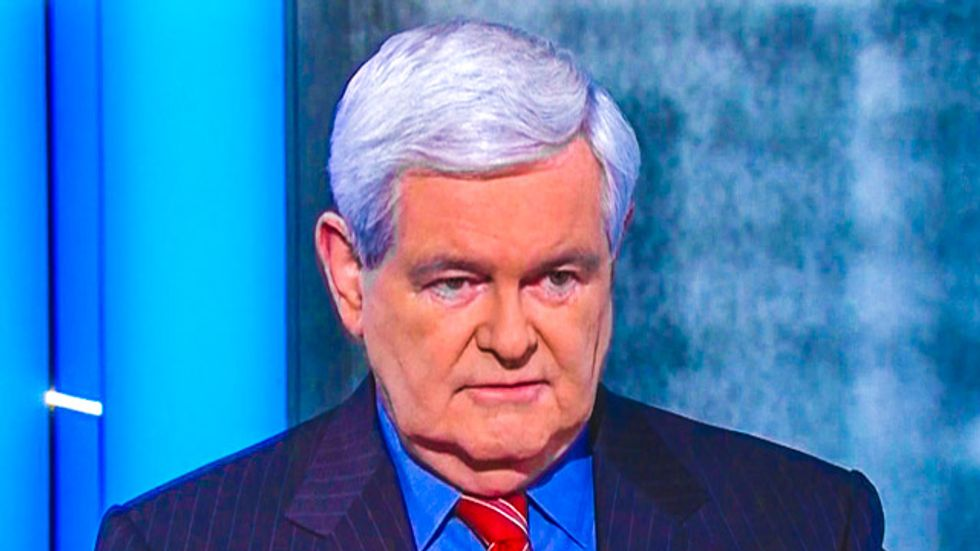 'Tough year for sexist, old, throwback men': Internet drags Newt Gingrich over Megyn Kelly meltdown