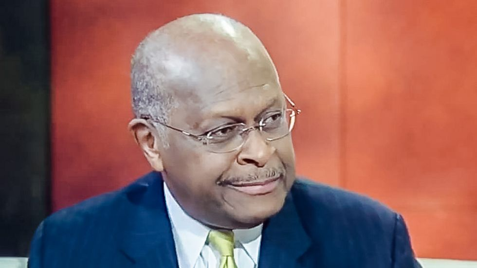 Herman Cain: There is a 'phenomenon' of black women switching to Donald Trump
