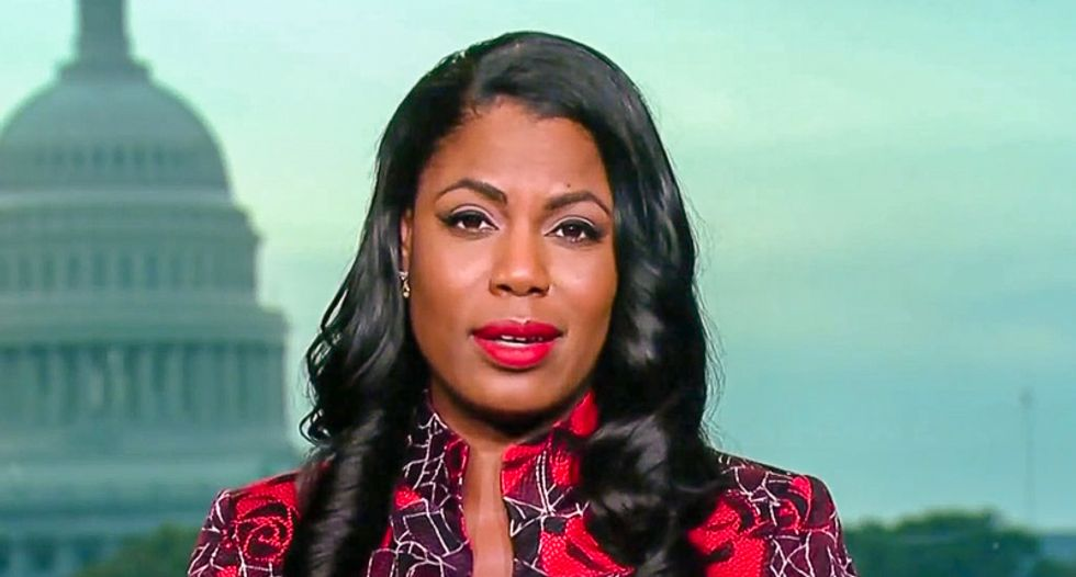 Omarosa explains why Trump foments White House chaos: 'That's the only thing that gets him excited'