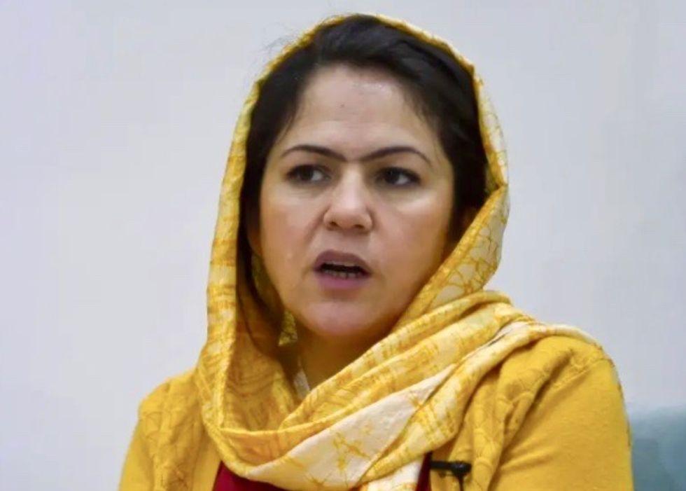 Afghan women's rights trailblazer survives gun attack